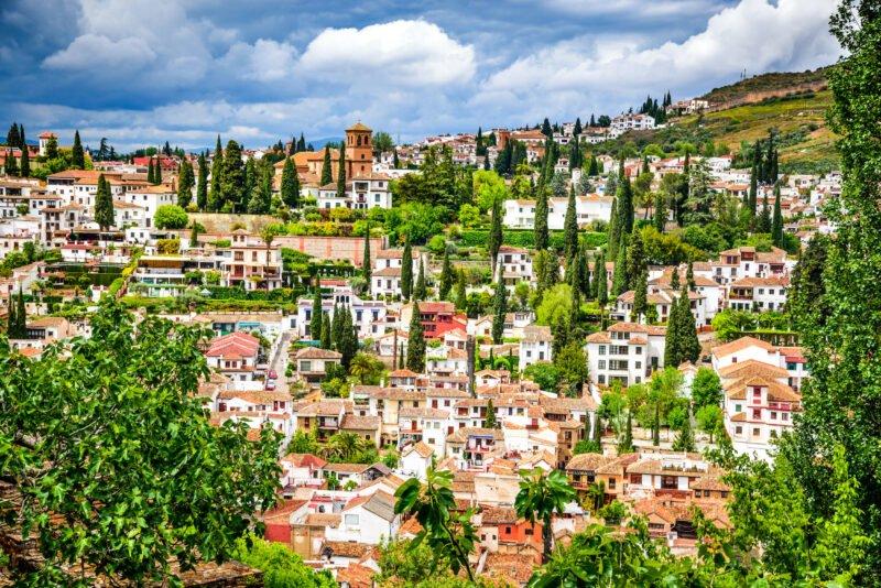 Granada, Cordoba, Torcal De Antequera & Darro River 7 Day Tour Package