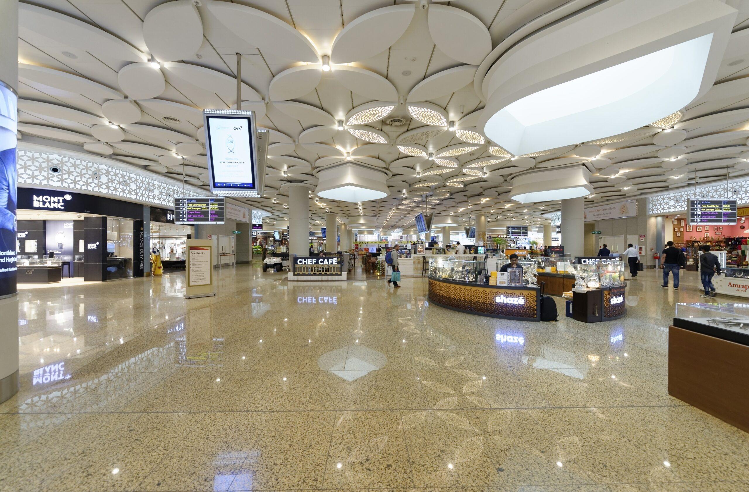 Inside Mumbai Airport