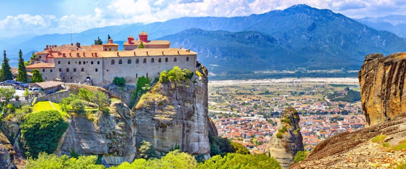 Northern Greece & Meteora 8 Day Tour Package 7
