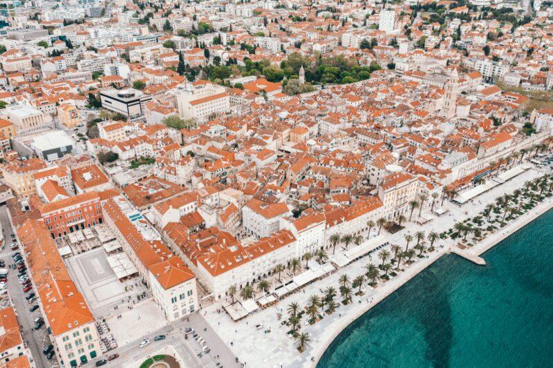 The Split Riva - 6 Day Split, Dubrovnik & Plitvice Lakes Tour Package