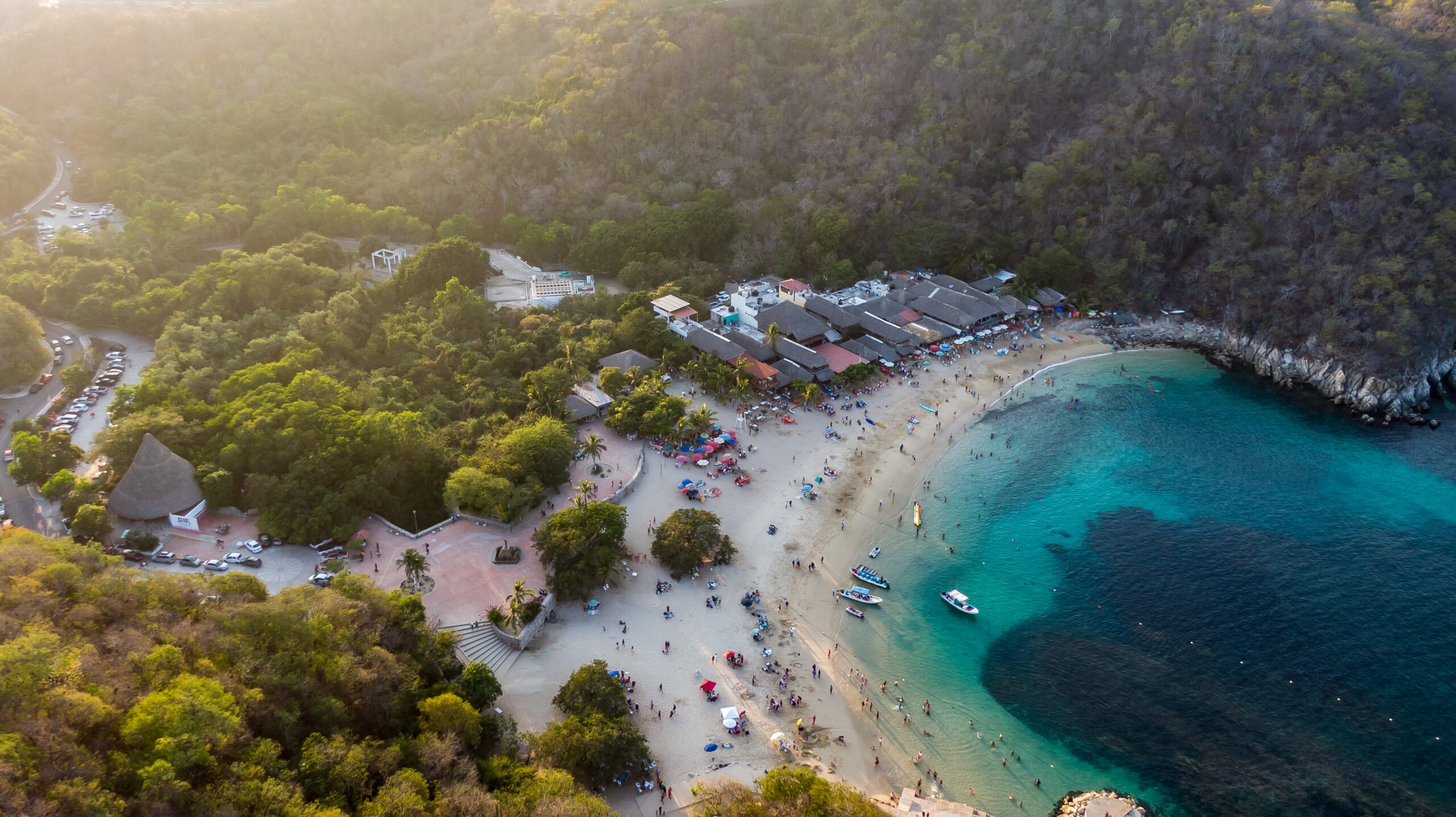 6 Day Highlights Of Huatulco & Surrounding Package Tour