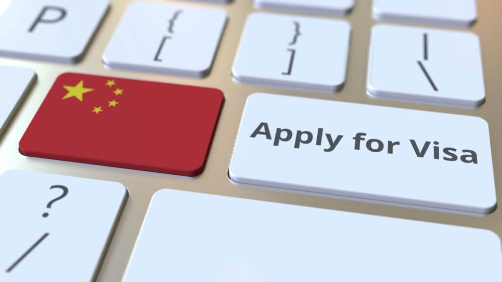 How to apply for a Chinese Visa