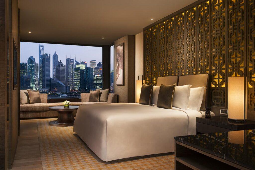 Beautiful hotels in China