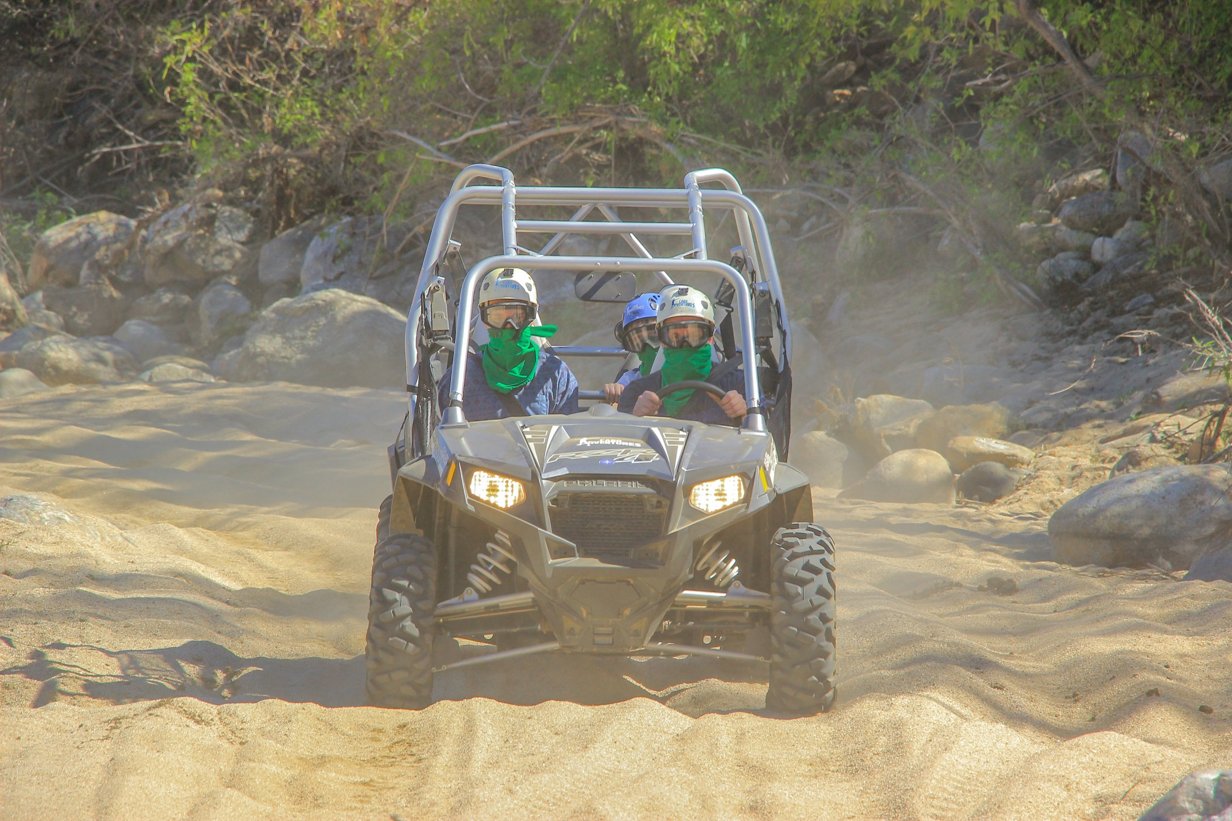 Canopy & Off-road Adventure Tour - 8 Day Los Cabos Adventure Tour Package