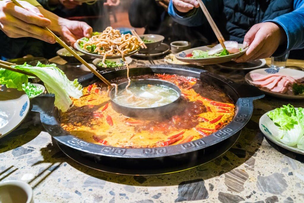 Best things to eat in Chengdu