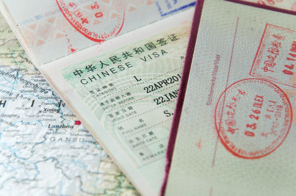 Do I need a tourist visa to visit China?