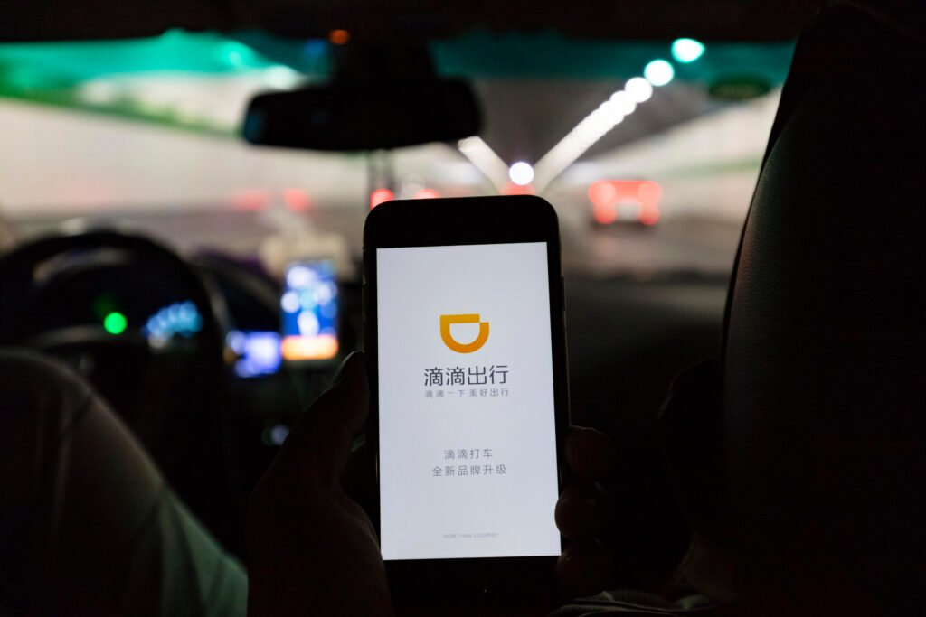 How to book a taxi in China