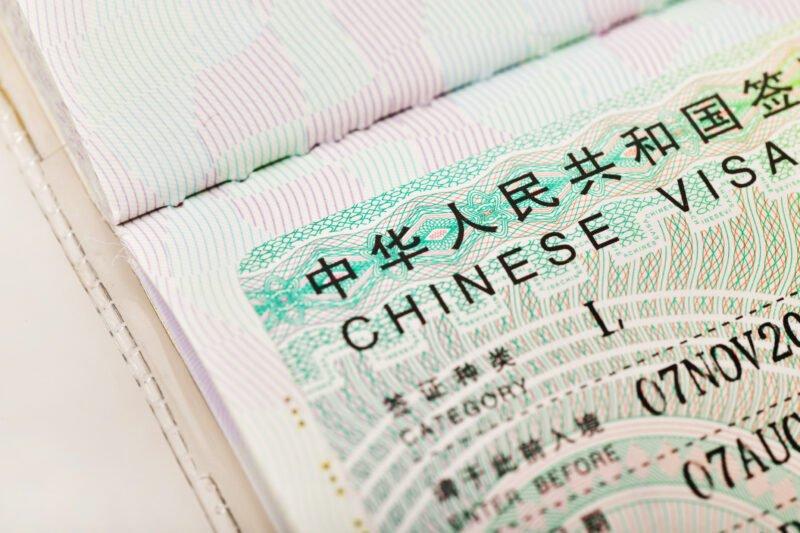 Do I Need A Visa For China
