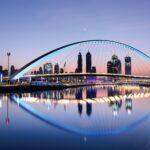 Dubai Night Tour & Dhow Cruise Dinner