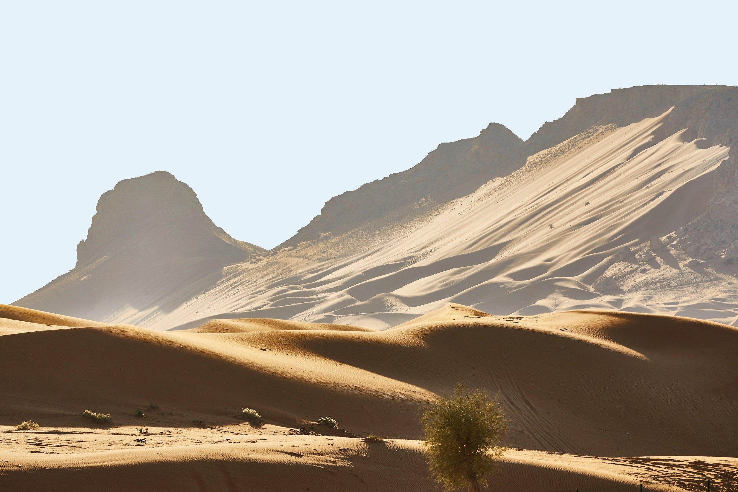 Hatta Mountain Safari Tour From Dubai