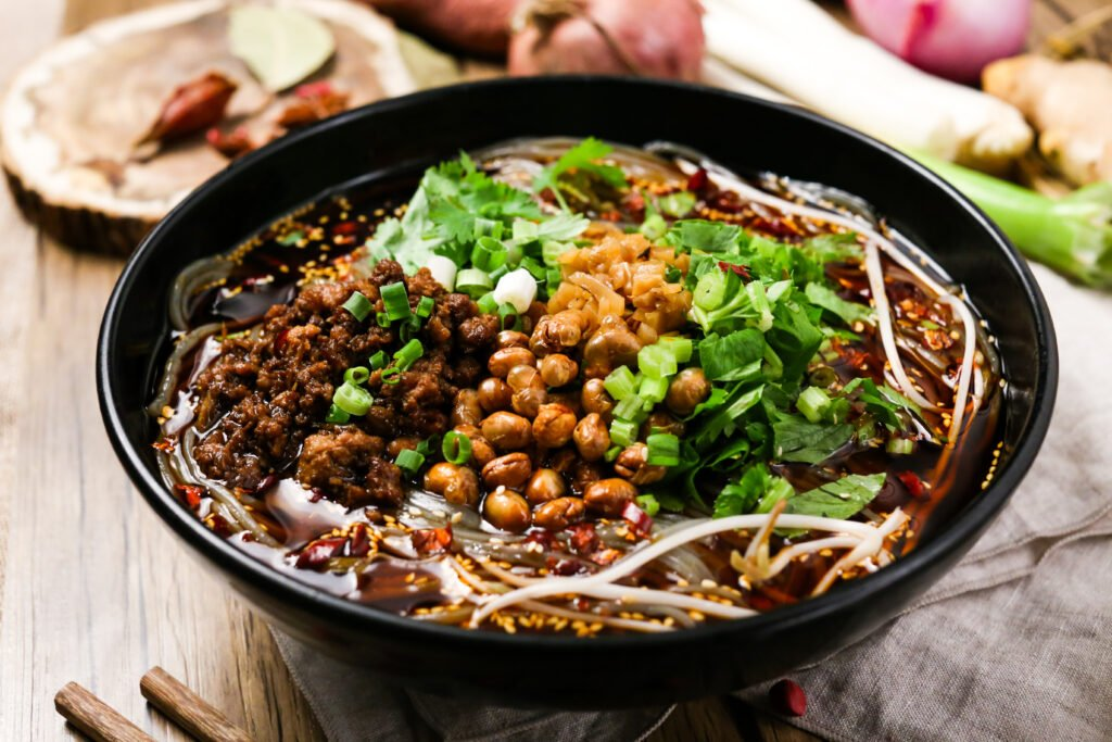 Insider Food Travel Guide for China glass noodles