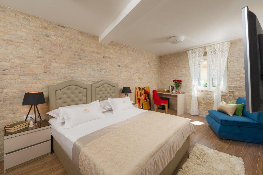 Hotel Agava has uniquely-designed rooms