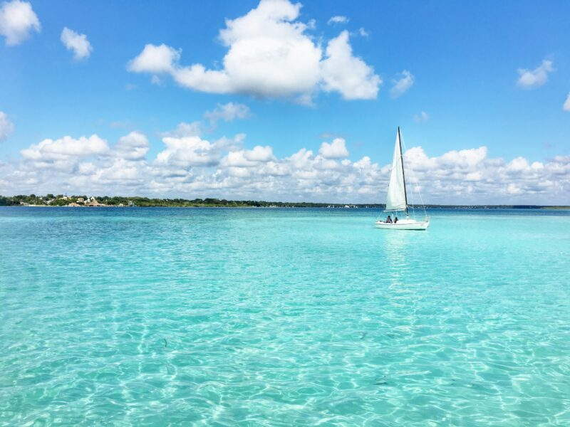 Join The Bacalar - Lagoon Of The 7 Colors Sailing Experience From The Riviera Maya