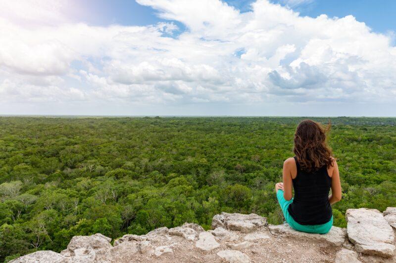 Join The Mayan Culture, Coba & Punta Laguna Tour From The Riviera Maya