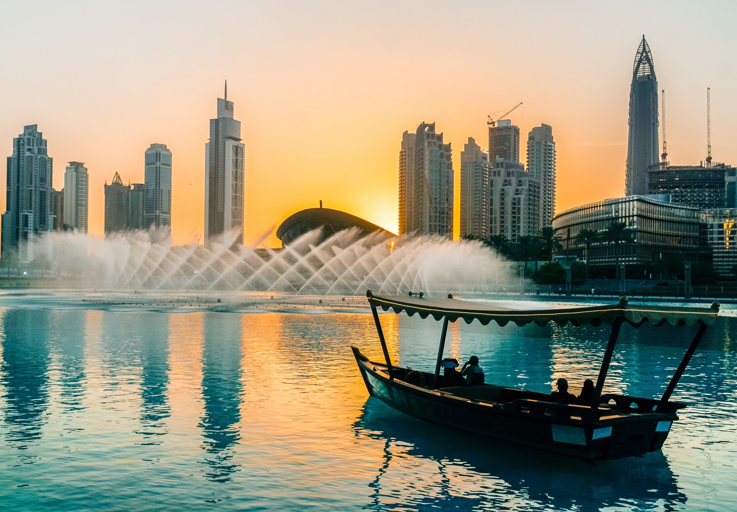 Marina Dhow Cruise Dinner From Dubai4