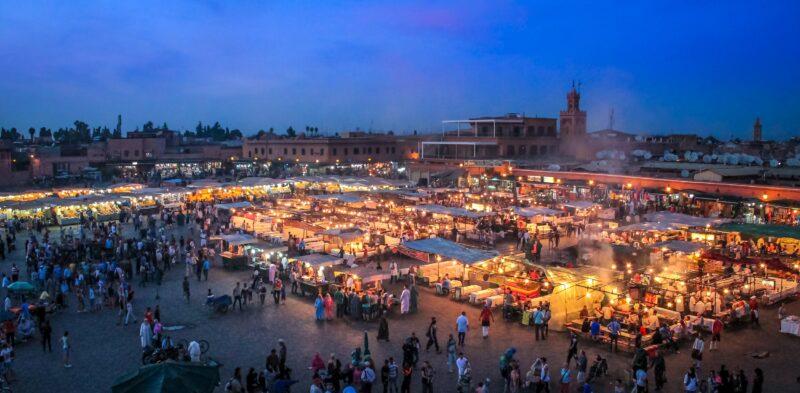 Marrakech Private Tour From Casablanca (1)