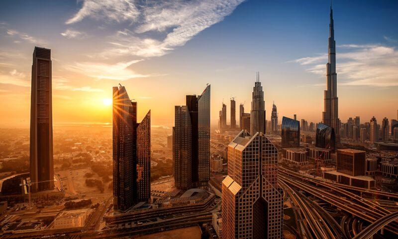 Modern Dubai Half Day City Tour