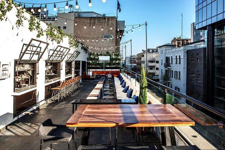 Best Rooftop Bars Tel Aviv