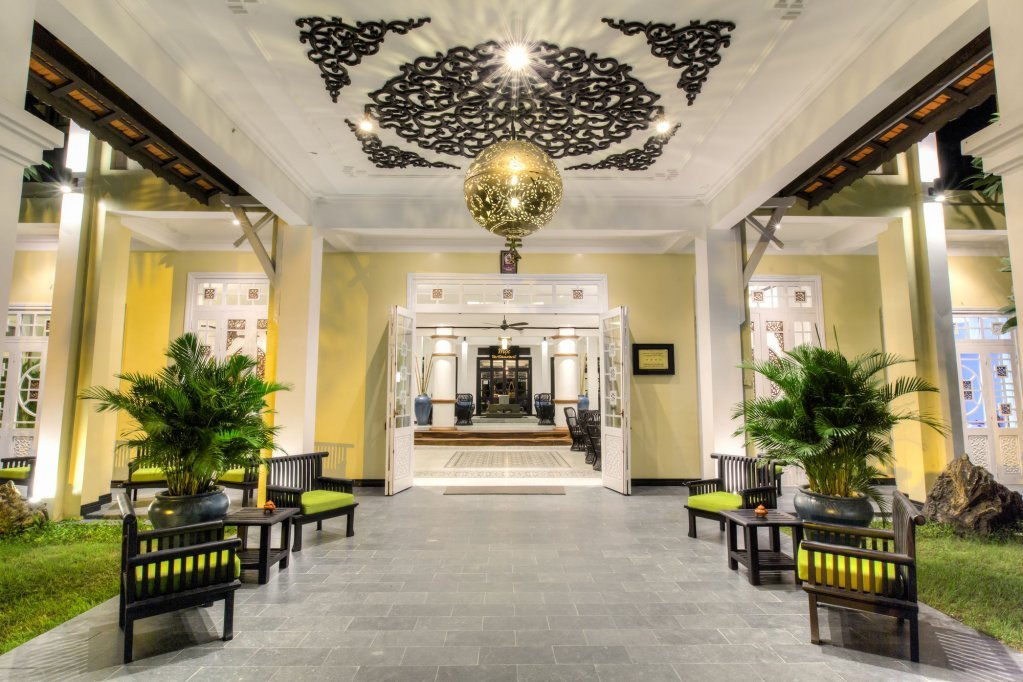 Style and sophistication at Hoi An Trails Resort
