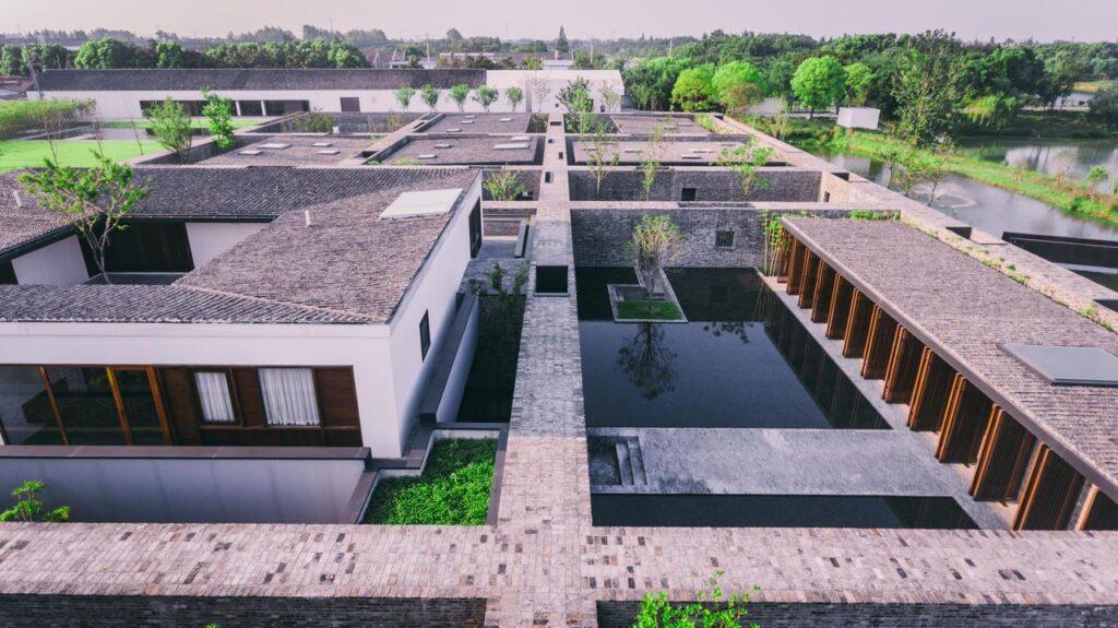 beautiful design hotels China