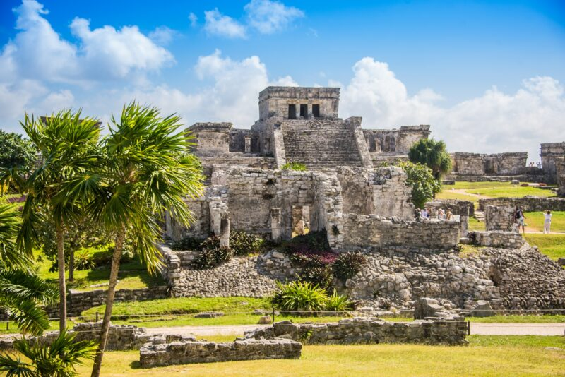 Visit Tulum On Our Tulum Culture & Jungle Adventure Tour From The Riviera Maya