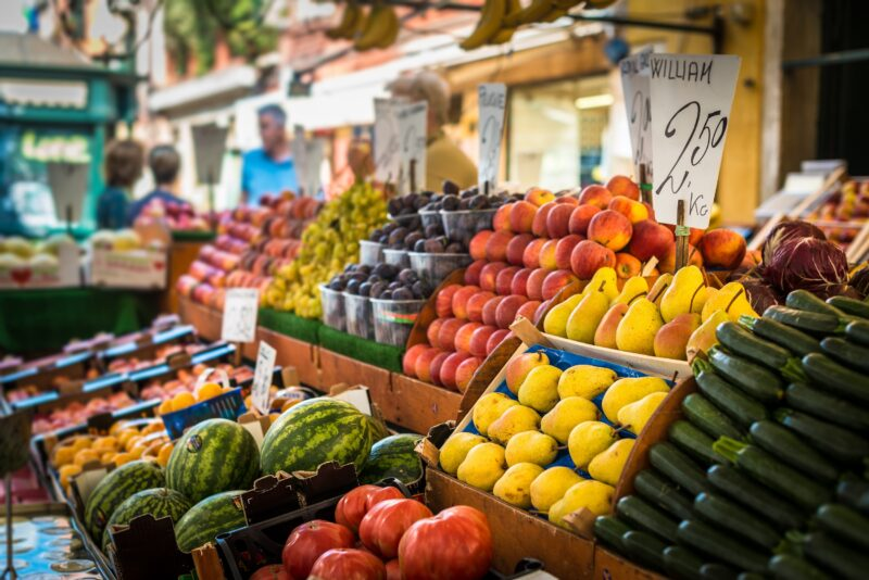 Learn About Tuscan Markets On Our 13 Day Italy Food & Wine Journey Tour Package