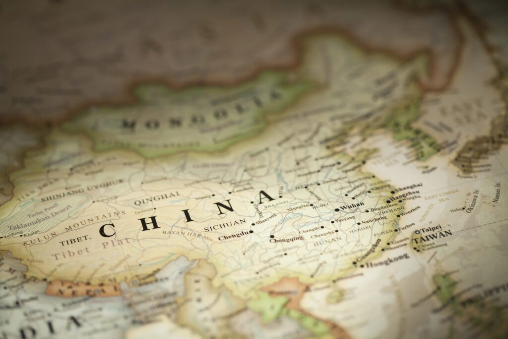 Who needs a visa to visit China?