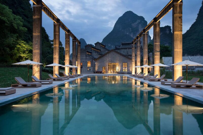 The Most Beautifully Designed Hotels In China