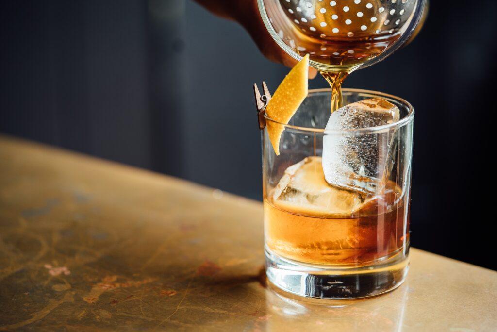 upscale cocktails