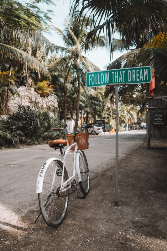 Cycle Your Way Around Tulum On Our Tulum Archaeological Site & Pueblo Bike Tour