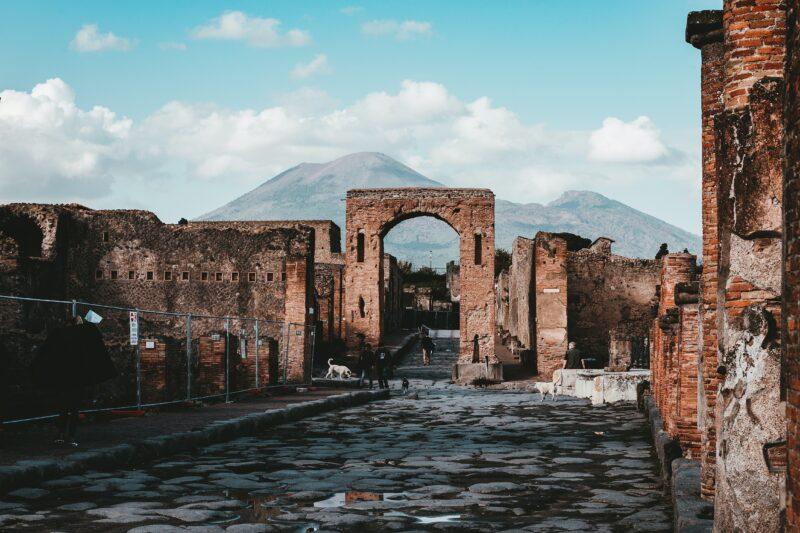 Visit Pompeii On Our Rome, Pompeii & Sorrento 5 Day Tour Package