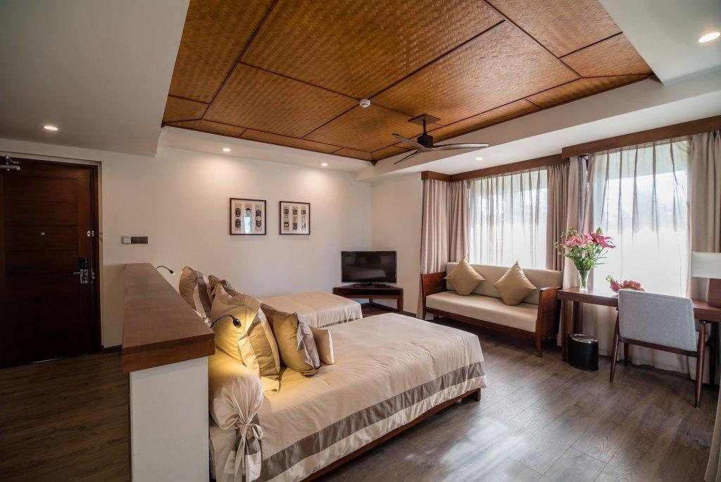 Bedroom at Hoi An Eco Lodge & Spa