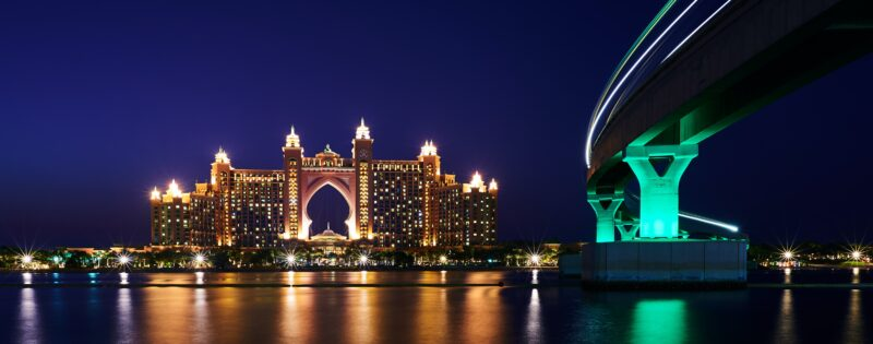 Check Out Atlantis Hotel On Our Dubai Night Tour & Dhow Cruise Dinner