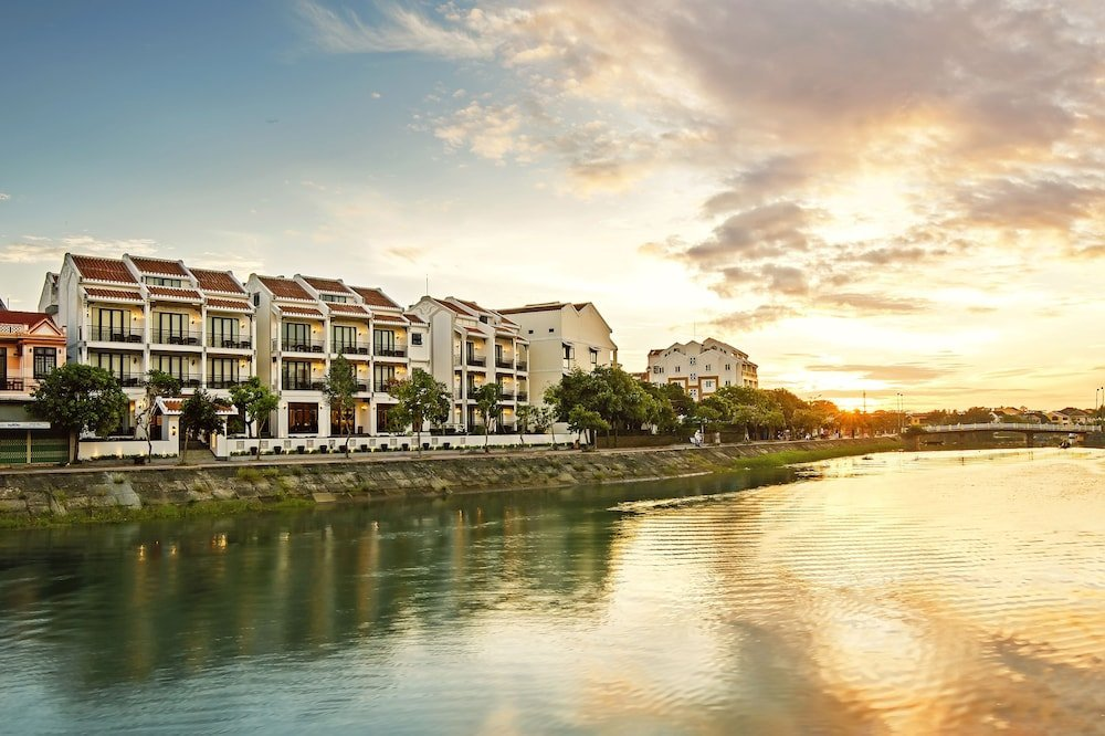 Luxury stays on the Hoi An riverfront