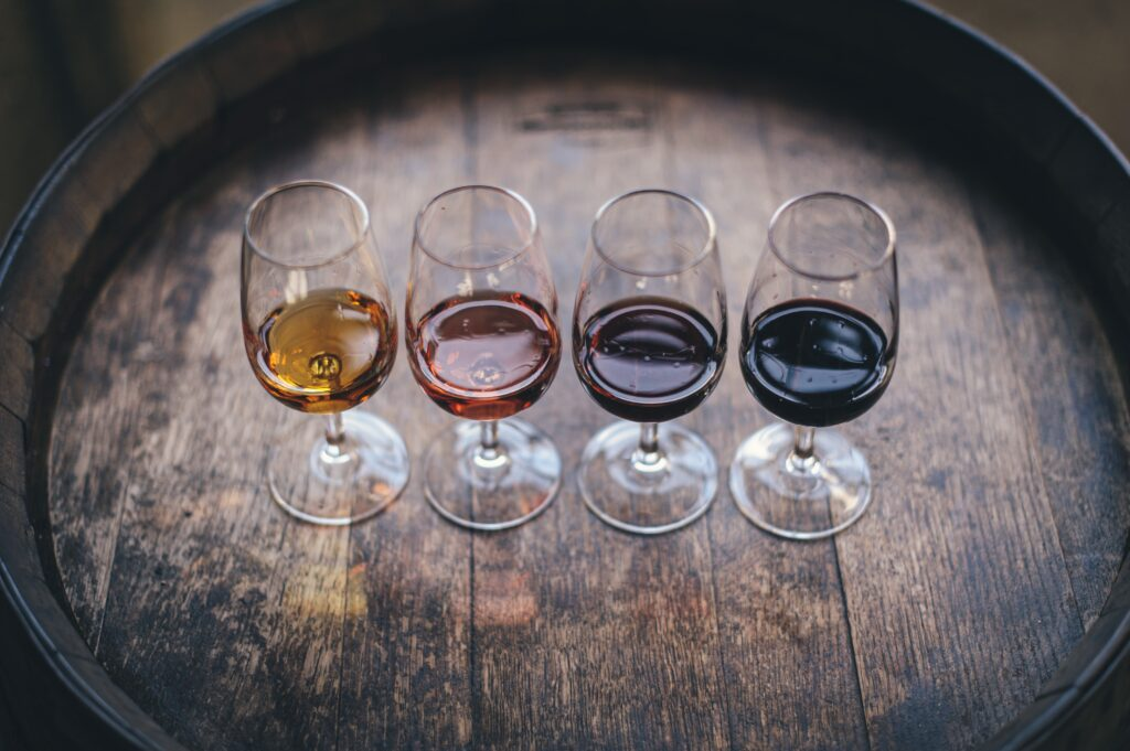 wine flights milan