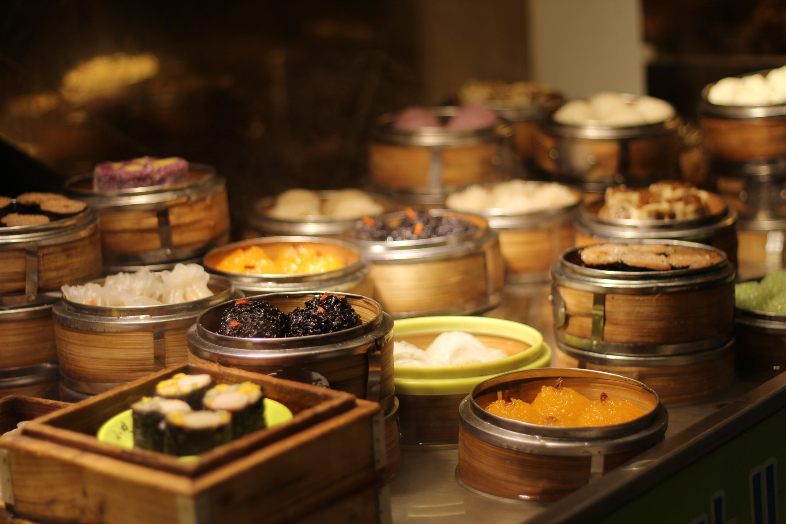 Enjoy A Delicious Buffet On Our Marina Dhow Cruise Dinner From Dubai
