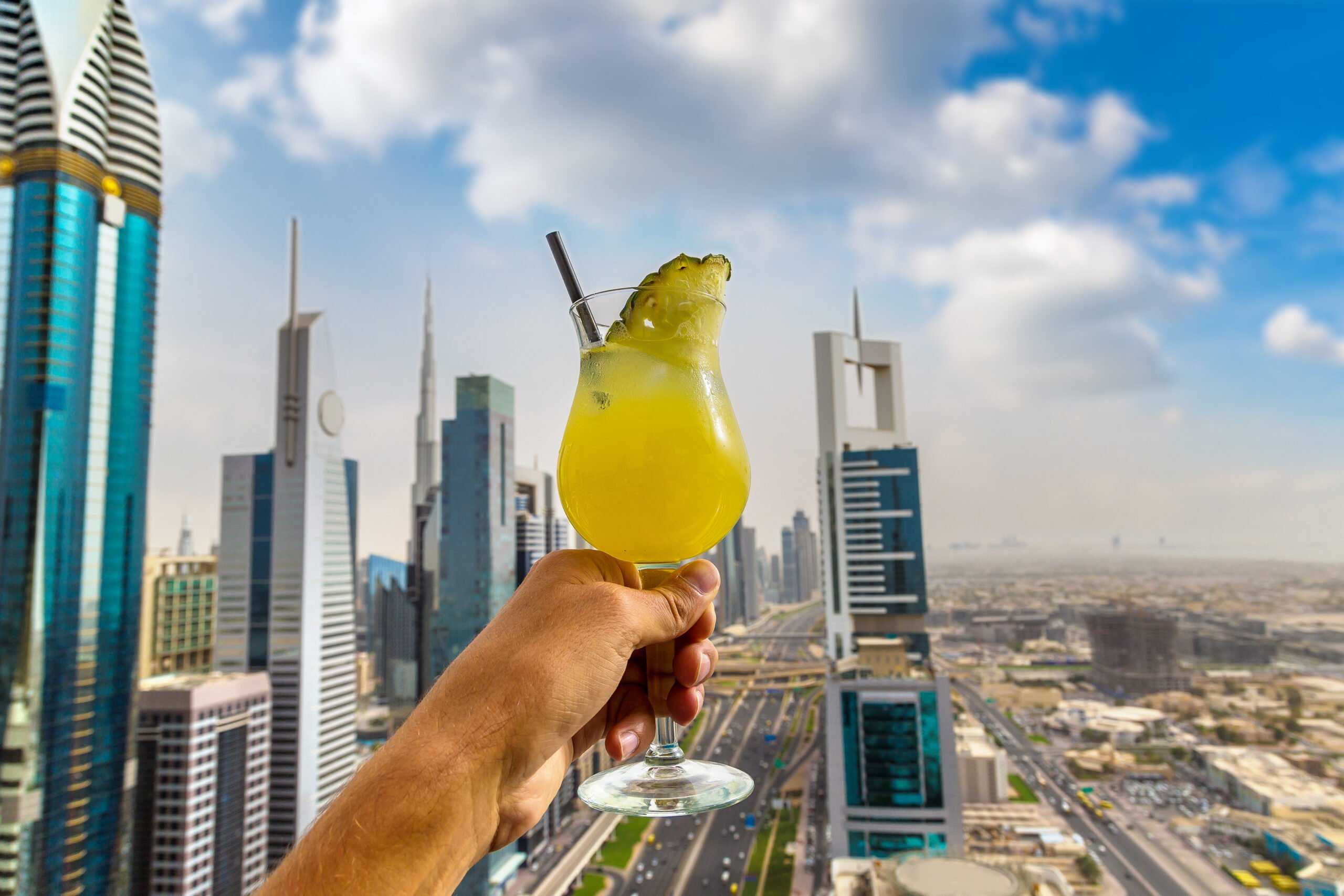 Is alcohol legal in UAE
