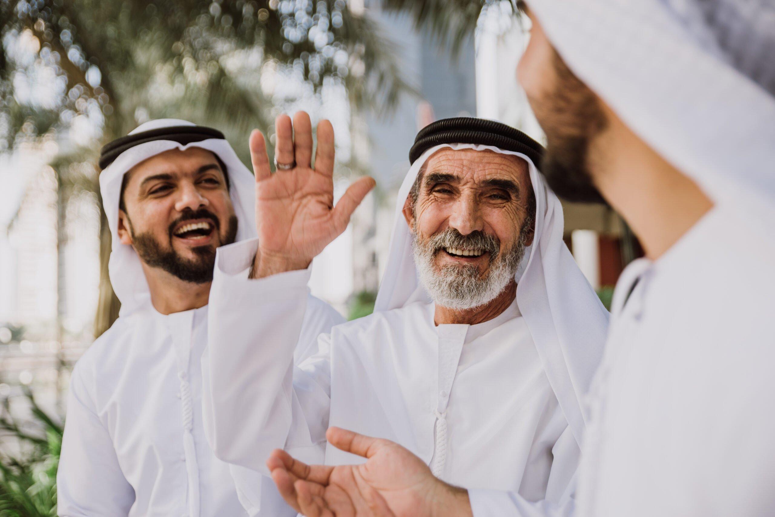 How to meet locals in UAE