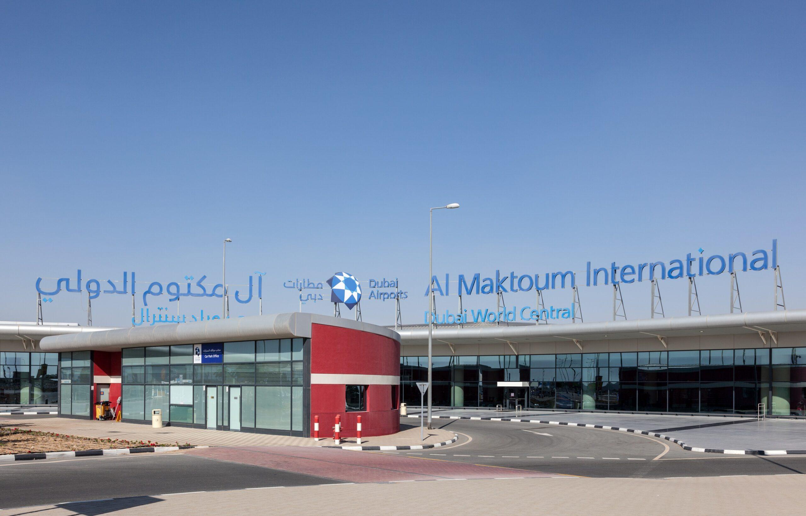 Where is Al Maktoum International Airport