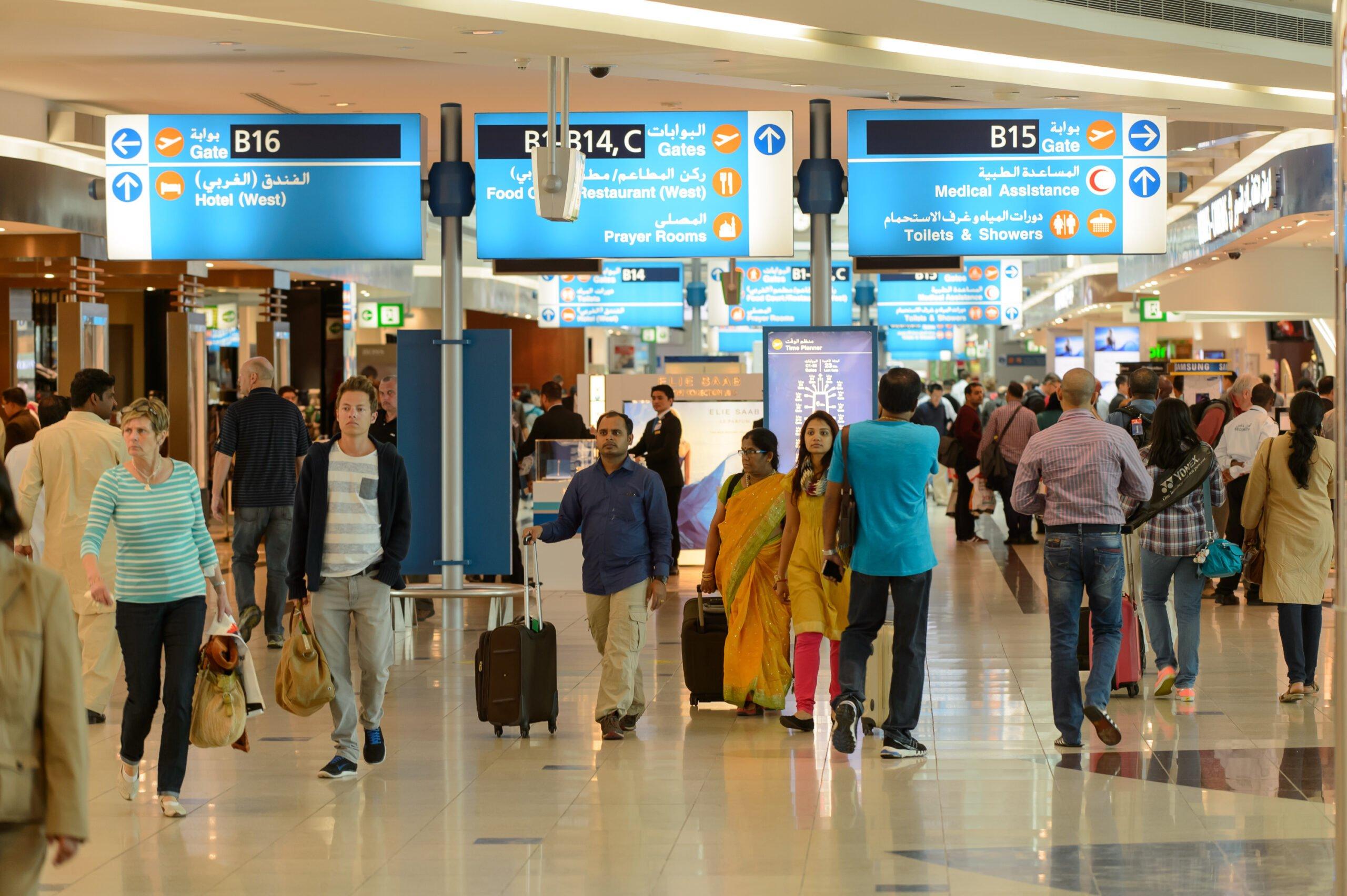 Do I need a visa for connecting flights Dubai
