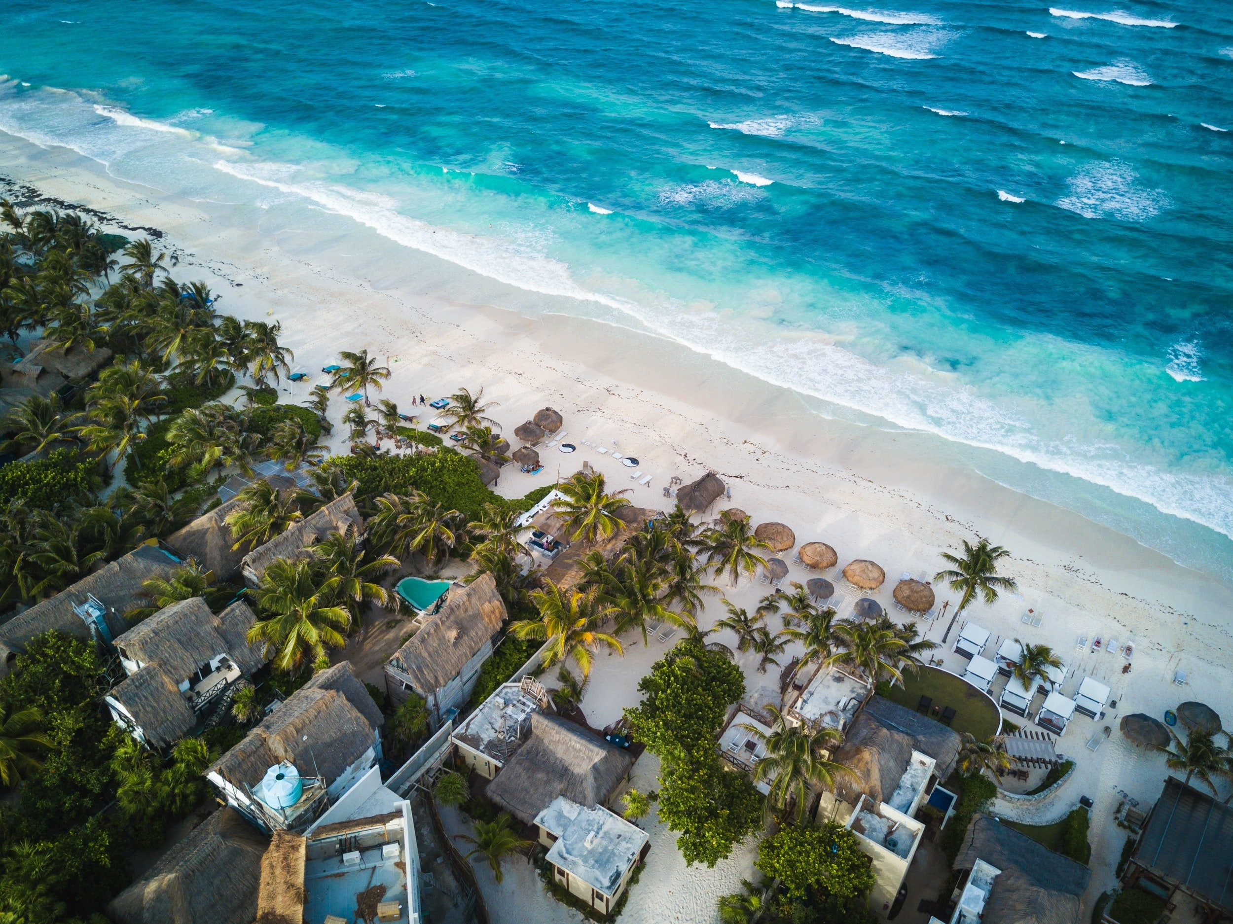 Visit Tulum On Our 7 Day Secrets Of The Riviera Maya Tour Package