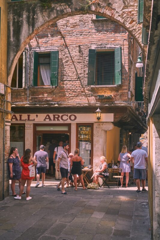 Baracos On Our Venice Food & Wine Tour