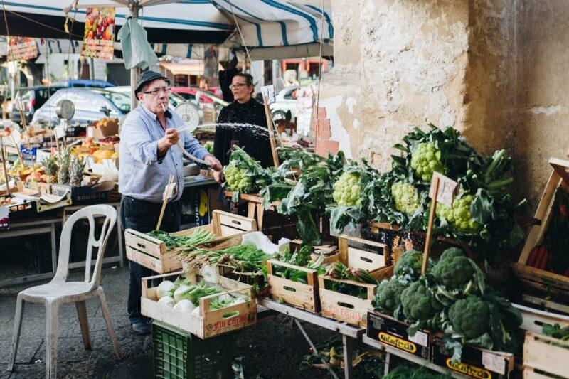 Walking Tour Of Palermo's Markets