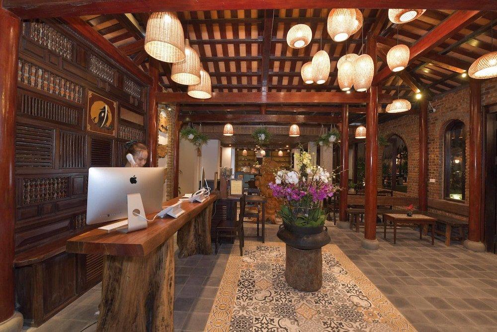 Evocative interiors at Zest Villas & Spa