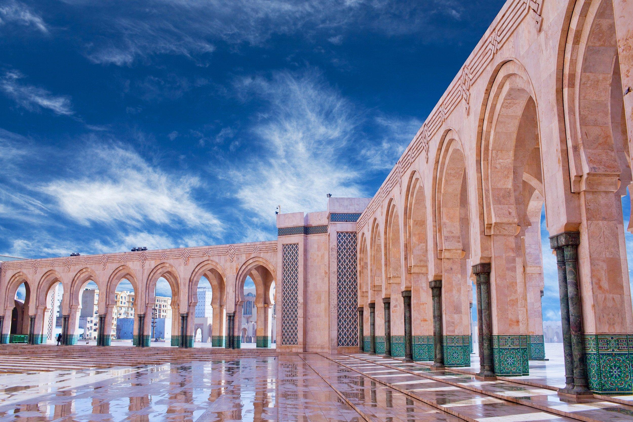 Casablanca Private Tour From Rabat