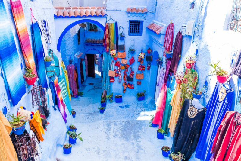 Chefchaouen Private Tour From Tangier