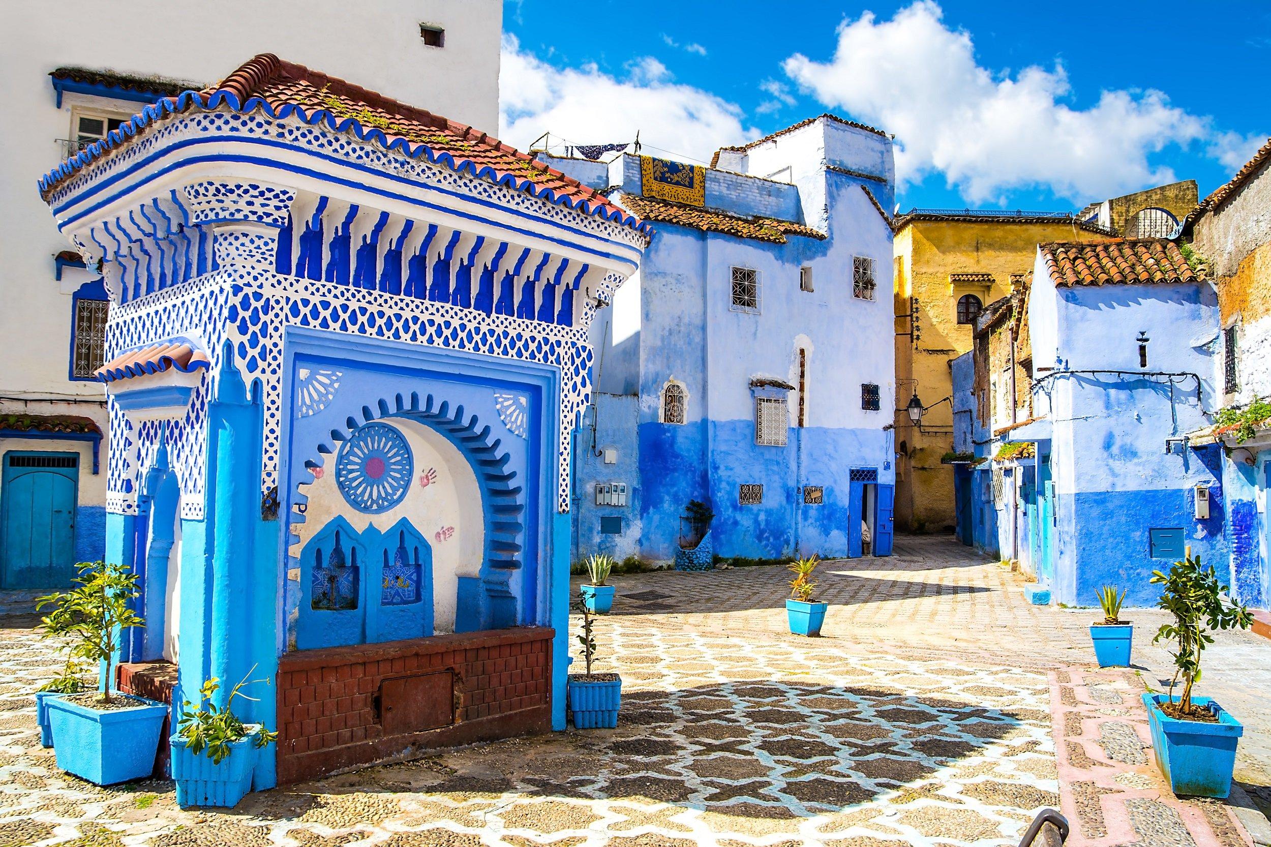 Chefchaouen Tour From Fez2
