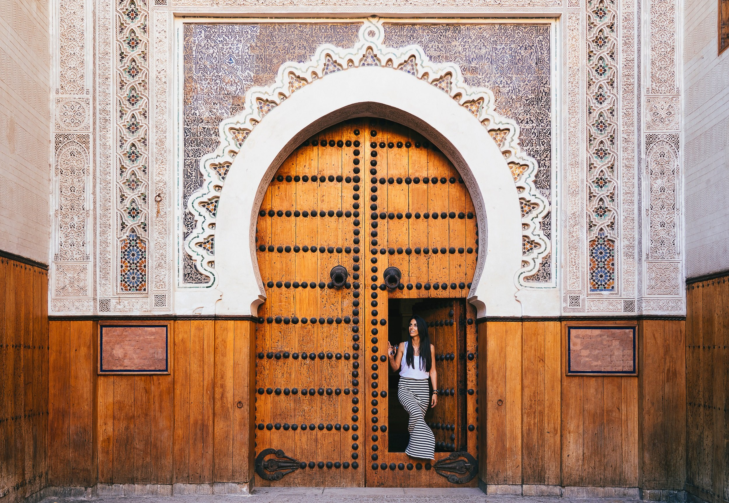 Fez Private Tour From Rabat