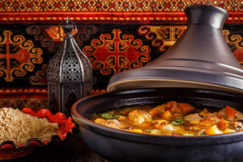 Join Our Moroccan Cooking Class In Chefchaouen