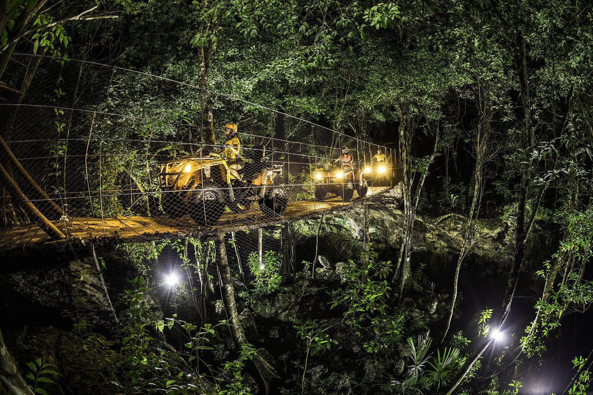 Mayan Jungle Atv Night Tour From The Riviera Maya_54 (5)